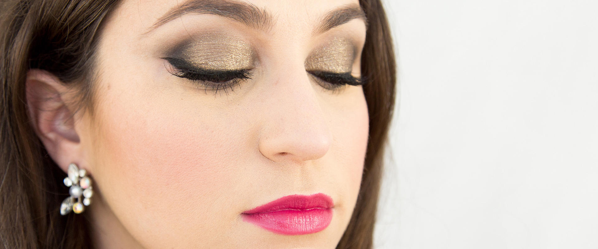 How to do simple party makeup at home?